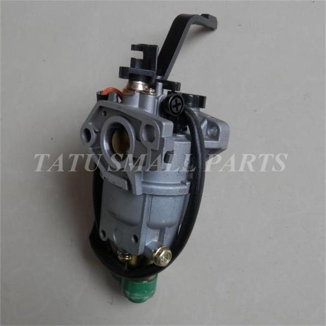 carburetor manual choke w solenoid for honda gx270 177f 3 5kw rh aliexpress com Honda GX270 Dell GX270