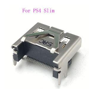 Image 1 - 6PCS המקורי CUH 2015A CUH 2015B HDMI נמל מחבר שקע לוח האם עבור Sony פלייסטיישן 4 PS4 Slim