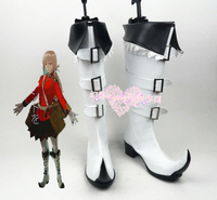 Fate Grand Order Florence Nightingale cosplay Shoes Boots Custom Made