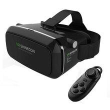 Shinecon реальности виртуальной умные vr гарнитура пульт до от коробка дистанционного
