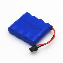 Limskey Power 4.8V 1400mAh Ni-Cd Rechargeable Battery AA Ni Cd Battery Packs SM Plug Rechargeable AA Batteries