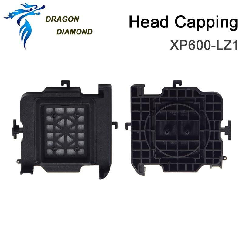 Printhead Cap Top For Epson TX800 DX8 DX10 Head /TX810 TX710 XP600 TX820 Printhead F192040 Print Head