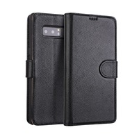 High Quality Litchi Rind Vintage Leather flip case For Samsung Galaxy Note8 Leather Case for S8 / S8Plus protection Business
