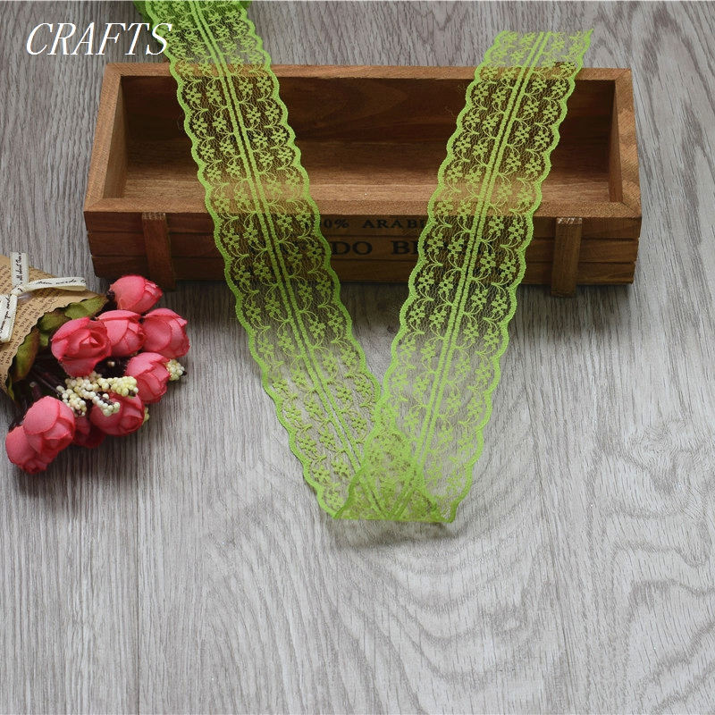 HTB182RmgL2H8KJjy0Fcq6yDlFXaQ New! 10 yards of beautiful lace ribbon, 4.5 cm wide, DIY Clothing / Accessories / floral accessories, etc.