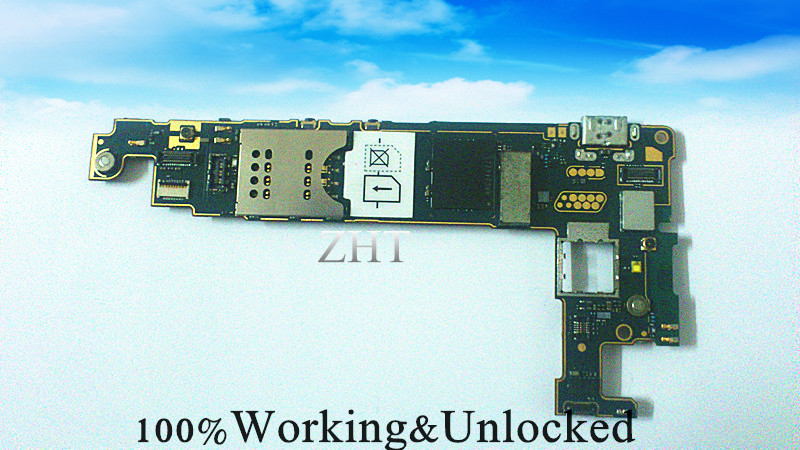 Unlocked & Original Chips Logic Board For Xperia Sola MT27i Motherboard Clean IMEI Free Shipping switch