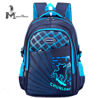 School Bags Children 4 Zipper Pocket School Bags For Kids Boys And Girls Large Book Bag