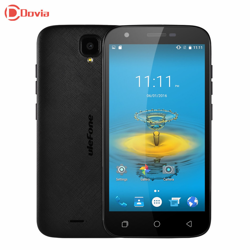 Clearance Ulefone U007 Pro 5.0 inch 4G Telephone Quad Core 1GB RAM 8GB ROM HD Screen 8.0MP 2.0MP Camera Air Gesture Mobile Phone