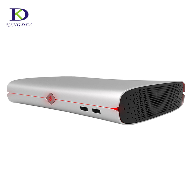 Hot Promotion Quad Core killer Game Mini PC Intel 6th Gen <font><b>i7</b></font> <font><b>6700HQ</b></font> Dedicated Card DDR4 Intel HD Graphics DP+HDMI Dual Fan image