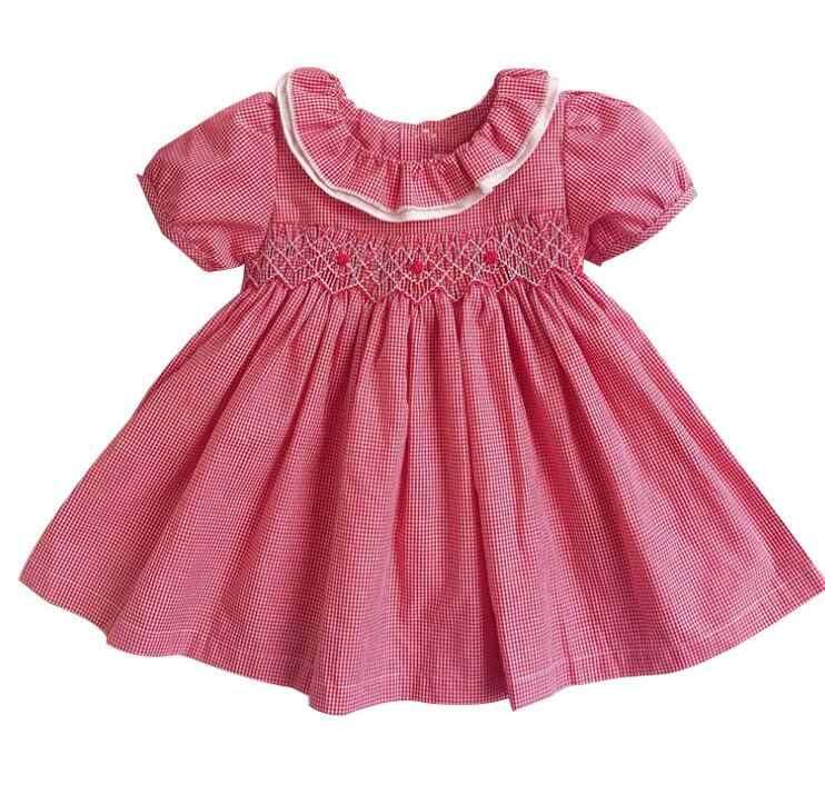 0bd1b300865de Detail Feedback Questions about 2019 summer girl smock dress sweet ...