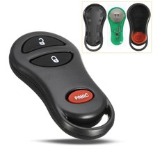 2+1 Button 315MHz Entry Remote Car Key Fob for Jeep for Dodge Chrysler 04686481 GQ43VT17T 04686481AF 04686481AA
