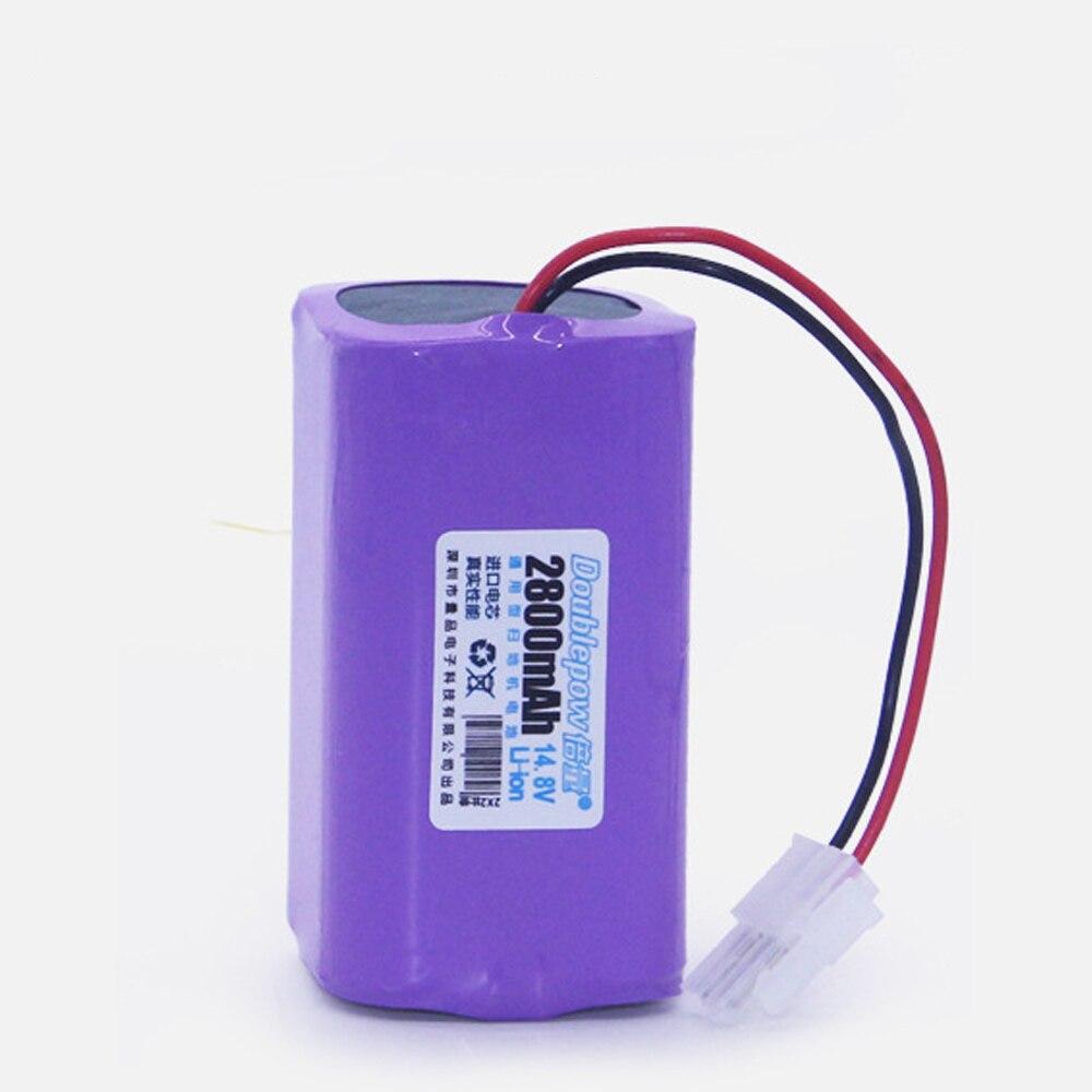 Clean Robot Battery for Ecovacs Mirror CEN540 CEN546 CEN550 CEN640 CEN646 X500 X580 KK8 CR120 CR130 V780 V7 V7S Vacuum Cleaner for kk8 left