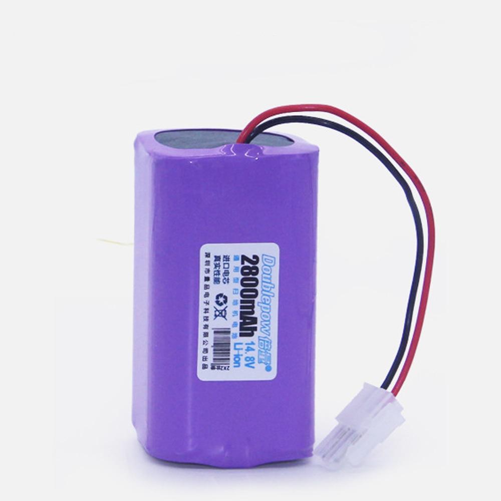 Propre Robot Batterie pour Ecovacs Miroir CEN540 CEN546 CEN550 CEN640 CEN646 X500 X580 KK8 CR120 CR130 V780 V7 V7S Vide cleaner