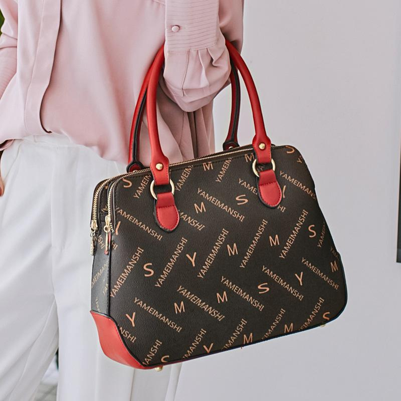 2018 Famous Designer Brand Women Messenger Bags Pu Leather Handbags High Quality Female Shoulder Bag