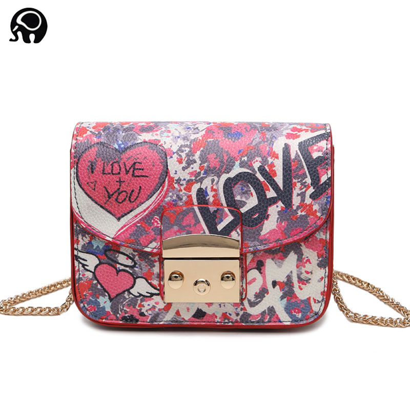 2018 Mini Metropolis Graffiti Handbag Famous Brand Designer Fula Bag Women Flap Chain Bag Ladies Shoulder Crossbody purses denim vintage quilted across bag women s blue jean plaid stylish brand fashion flap chain crossbody shoulder bag purse handbag