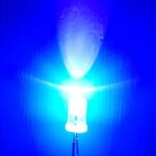 100PCS UV Led  Diode Ultravioleta Diodes Diodo 5mm LED Ultraviolet Ultra Chip Emitting F5 Light DIY