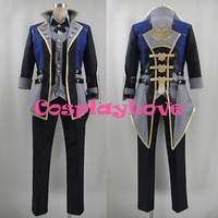 Long Pants God Eater Burst Protagonist Unfirom Japanese Anime Cosplay Costume High Quality CosplayLove Christmas