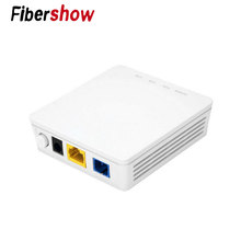 GPON ONU HG8310M 1GE ONU ONT With Single Lan Port Apply to FTTH Modes  Gpon English version  FTTB modem of  Service Boxs  CTO hg8240f gpon terminal onu ont 4 fe 2 voice ports h 248