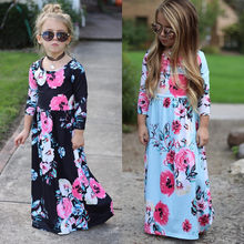 7b7b77ef2bdd4 High Quality Baby Girls Dresses Maxies Promotion-Shop for High ...