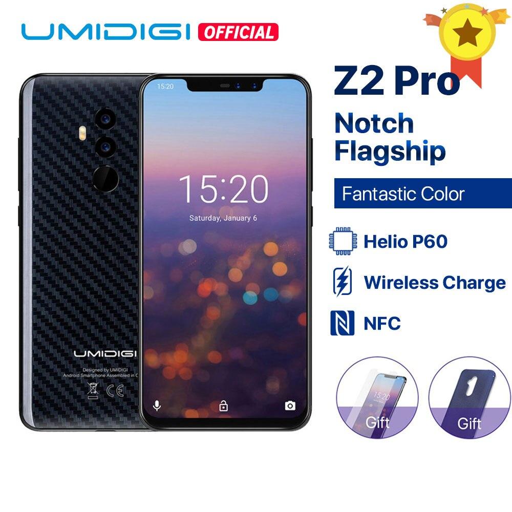 UMIDIGI Z2 Pro 6GB+128GB 6.2