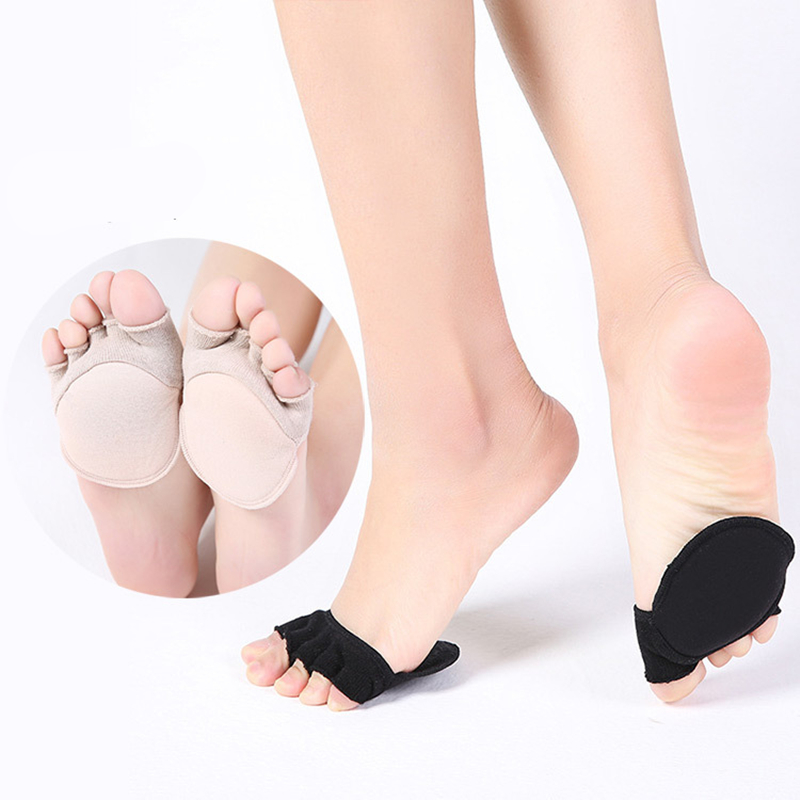Womens Cotton Blend Lace Antiskid Invisible Low Cut Socks.Toe Ankle Sock DP