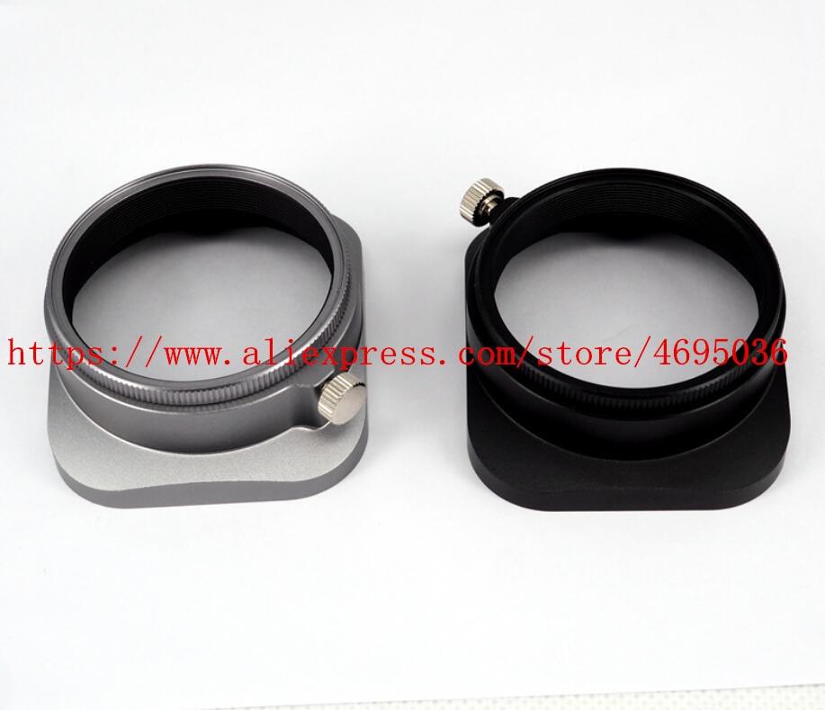 NEW Lens Front Hood For Fuji Fujifilm X70 X100 X100F X100S X100T Camera Replacement Unit Repair Part