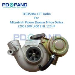 TF035HM-12T полный Турбокомпрессор турбонагнетатель комплекты 49135-03101 для Mitsubishi Pajero Тритон Shogun Delica L200 L300 L400 2.8L