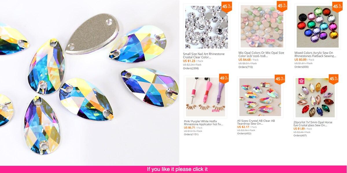 OLeeya Rhinestones ( High quality ) - Small Orders Online Store 89ac5e1f5d6c