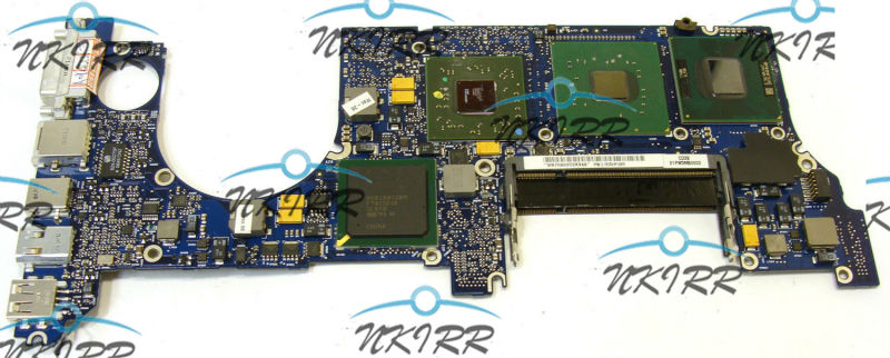 100% работает 15 2,33 ГГц T7600 MA609LL 661 4230 820 2054 B системы Материнская плата Логика совета для Macbook A1211