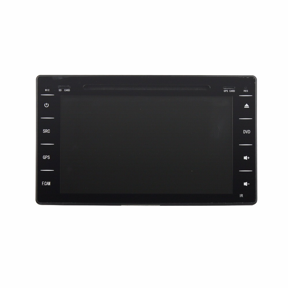 Android 8.0 octa core 4GB RAM car dvd player for TOYOTA HILUX 2016 ips touch screen head units tape recorder radio