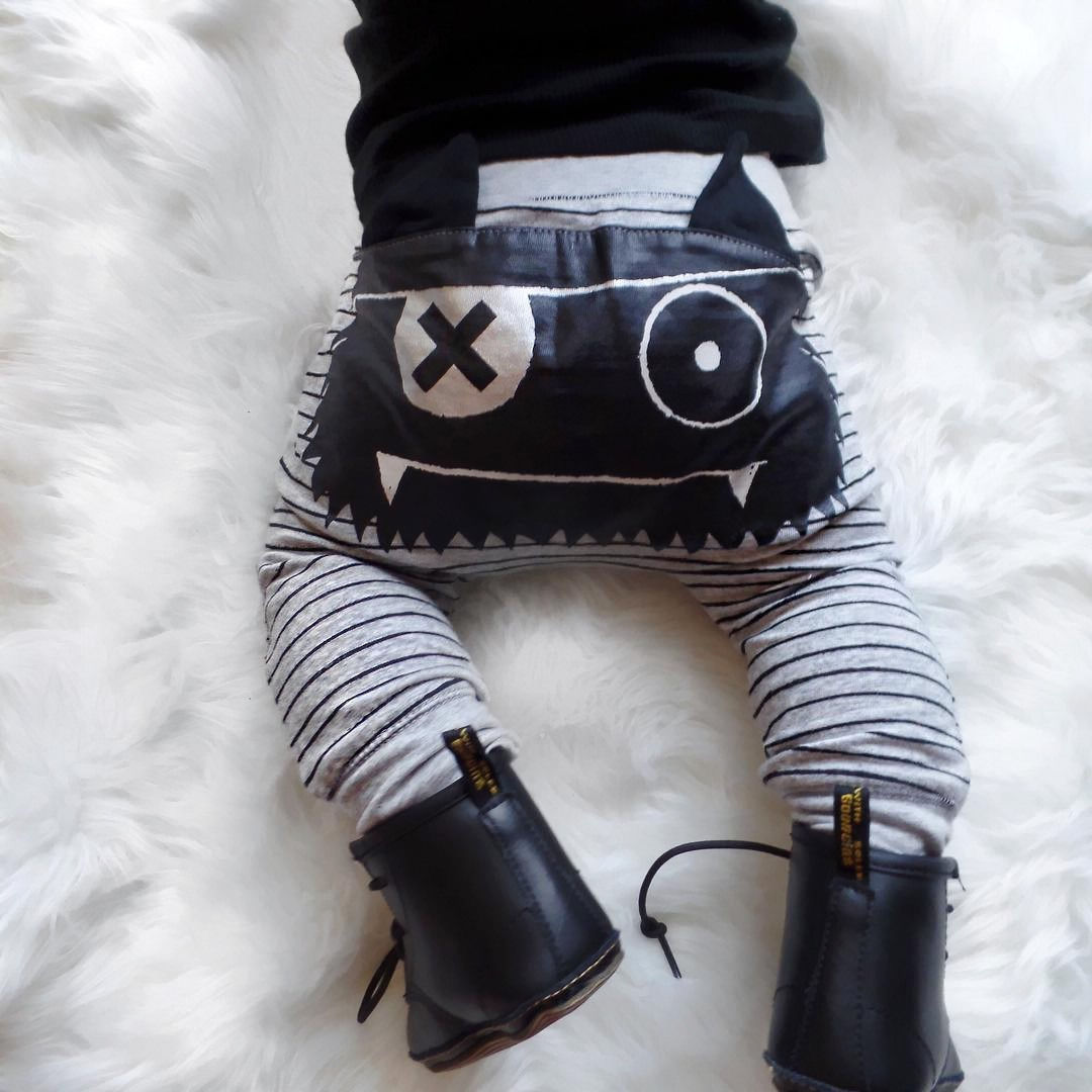 Cute-Kids-Baby-Boys-Girls-Bottoms-Monster-Harem-Pants-Casual-Trousers-Baby-Boy-Pants-0-2Y-1