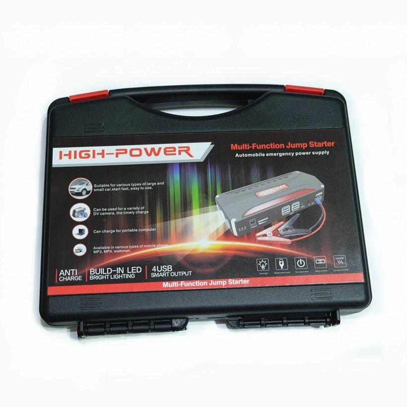 Démarrage de voiture Portable batterie externe démarreur de saut automatique d'urgence saut de voiture Auto batterie Booster Pack véhicule démarreur de saut de voiture - 3