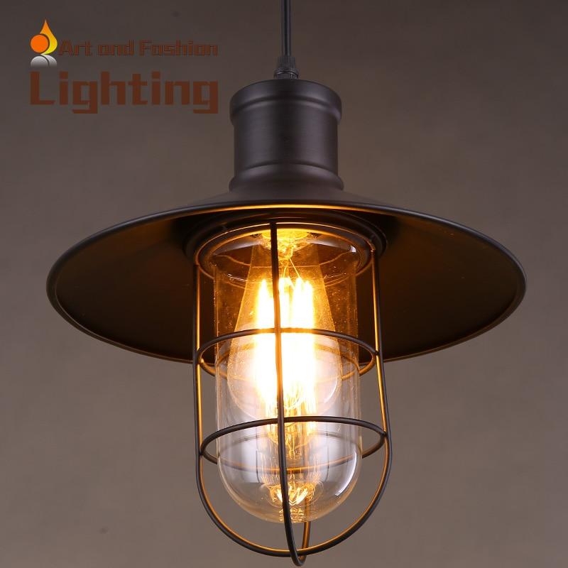 Scandinavian Designer Pendant Light RH LOFT Industrial