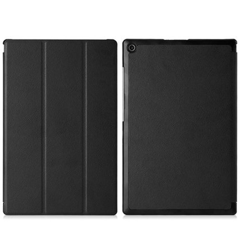 Case cover For Sony Xperia Tablet Z2 Protective Smart cover Leather for Sony xperia z2 tablet 10.1 Cases PU Protector Sleeve