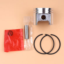 37mm Piston Kit For Stihl 017 MS170 MS 170 Chainsaw - 8mm Pin maxima ms 017