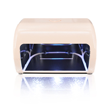 ZKO 1 Pc New Original Nail Dryer Machine 9W Light  30S 60S 90S Drying Profession LED UV Lamp For UV Gel LED Gel Nail Art Tools