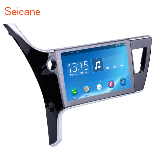 Seicane 2 din 101android 60 car radio gps navigation system seicane 2 din 101android 60 car radio gps navigation system multimedia player for toyota fandeluxe Image collections