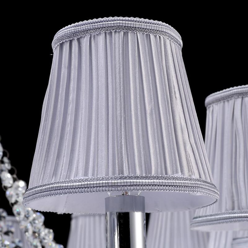 Еуропалық стильдік кристалды люктер - Ішкі жарықтандыру - фото 4