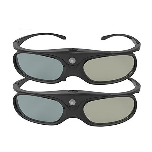 Active DLP Link 3D Glasses Compatible With Optama/Acer/BenQ/ViewSonic/Sharp/Dell DLP Link Projectors DLP 3D Ready(China)
