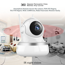 Home Security Baby Monitor WiFi IP Camera Wireless Mini Network Baby Cameras Surveillance Wifi 1080P Night Vision CCTV Camera