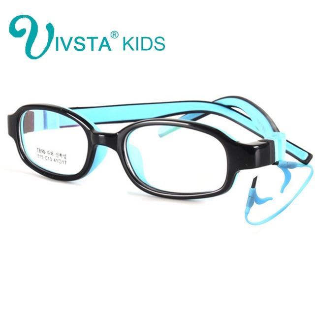 6a3341f7bd IVSTA 515 Silicone Kids Eyewear Sports Holder TR90 Children Glasses  retainer strap optical frame boys prescription