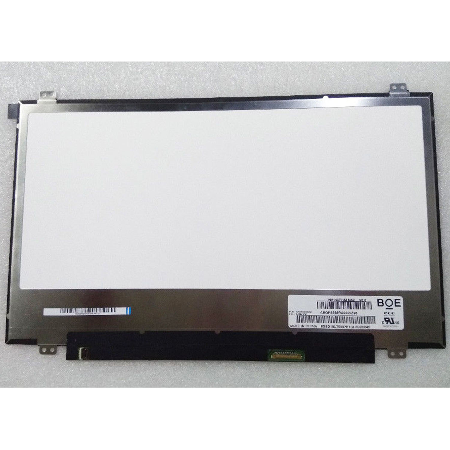 For BOE NV140FHM-N62 V8.0 00NY446 Laptop LCD Screen LED Display Panel 14.0 Inch 1920x1080 IPS EDP 30 Pins Matrix NV140FHM 62