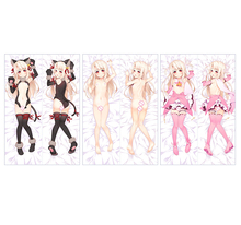 Anime Fate kaleid liner Hugging Body Pillow Case Pet Pillowcases Cover Double-Sided  modified 2way Tricot