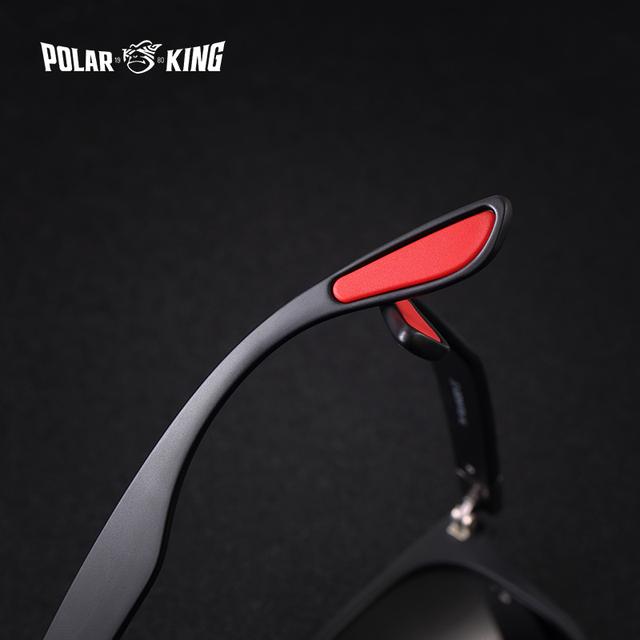 POLARKING 21 Polarized Sunglasses