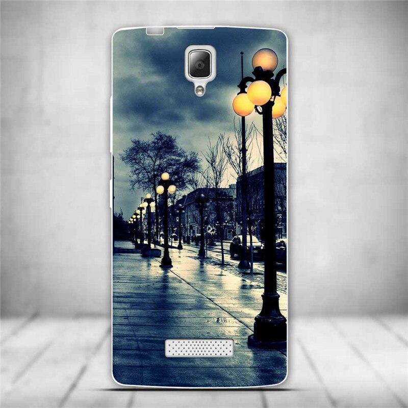 Luksusowe tylna pokrywa miękki tpu case dla lenovo a2010 a 2010 szczupła cienkie silikonowe etui na telefony dla lenovo a2010-a/a 2010 powrót skóry 4