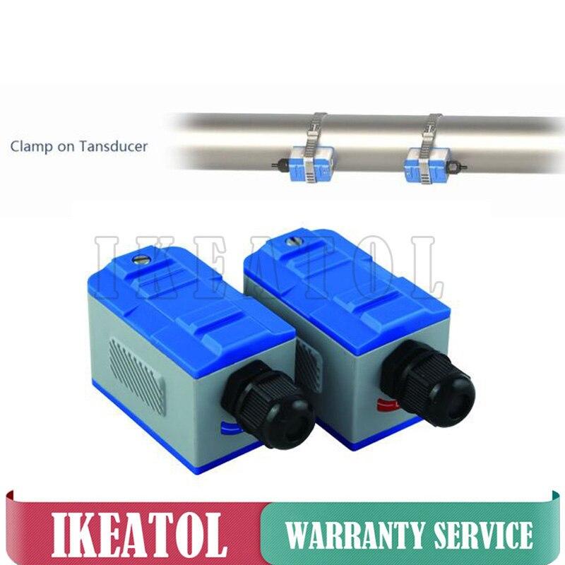 Misuratore di portata per acqua digitale TUF-2000M Ultrasonic - Strumenti di misura - Fotografia 6