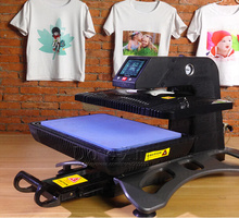 Freesub ST-420 Auto Pneumatic 3D Sublimation Vacuum Heat Press Transfer Machine for T-shirt Phone Case Mugs Plates Photo Frame