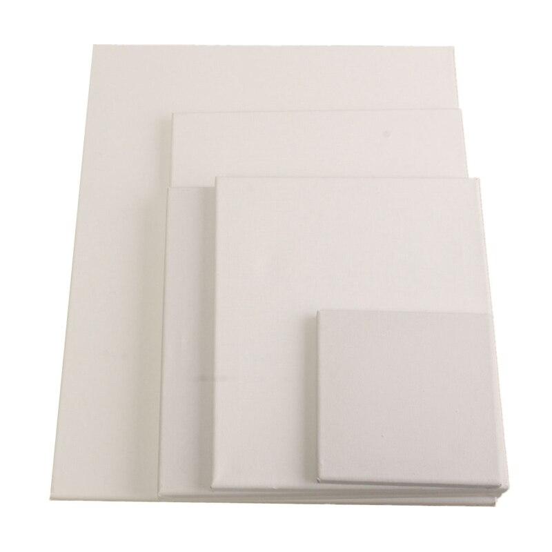 Для акриловой масляной живописи Акварельная живопись DIY ремесла новый пустой экран деревянная пластина рамка холст доска пластина искусст...