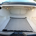 High Quality Car Trunk Luggage Storage Cargo Organizer100X70cm Nylon Elastic Mesh Net  For Honda