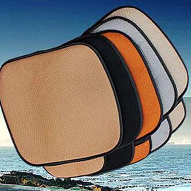 Summer cool car supplies Car seat covers, spring premium car seat cushion Pad monolithic Ice silk cushion seat cushion 5 Color