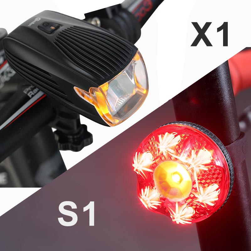 Cycling Reasonable 260lm Bicycle Light Waterproof Ipx5 Rear Tail Light Led Flash Cycling Safety Warning Lamp Bike Front Head Light Rechargeable